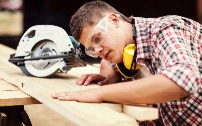 Столярные и плотницкие работы в загородном доме